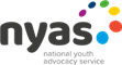 Service logo for National Youth Advocacy Service (NYAS)