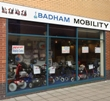 Service logo for Badham Mobility