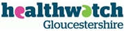 Service logo for Healthwatch Gloucestershire