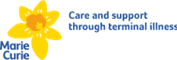 Service logo for Marie Curie Cancer Care