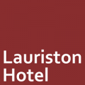Service logo for Lauriston Hotel - Visually impaired welcome.