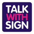 Service logo for Talk With Sign Books Ltd