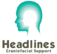 Service logo for Headlines Craniofacial Support