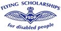 Service logo for Flying Scholarships for Disabled People