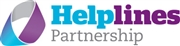 Service logo for Helplines Partnership