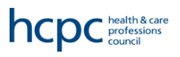 Service logo for Health and Care Professions Council