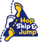 Service logo for Hop Skip and Jump (Cotswold)